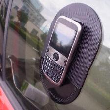 Antirutschmatte Haft-Pad Auto Halter Smartphone KFZ Armaturenbrett AblageSchwarz