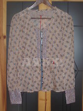 Gorgeous REPLAY Long Sleeved Blouse Shirt BNWT RRP £100