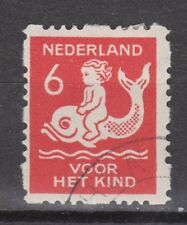 Roltanding 84 gestempeld used NVPH Netherlands Nederland Pays Bas syncopated