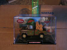 DISNEY PIXAR CARS 2 Materhosen Die Cast  W/ CASE  DISNEY STORE EXCLUSIVE