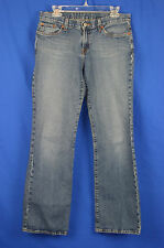 LUCKY BRAND Mid Rise Flare SOHO Wash Zip Fly Stretch Womans Jeans 30 or 10
