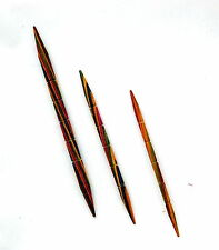Knitpro Symfonie Wood Set of 3 Cable Needles 5.5, 4, 3.25mm