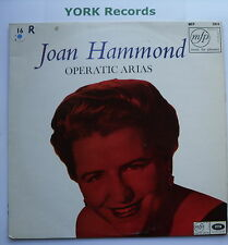 JOAN HAMMOND - Operatic Arias - Excellent Condition LP Record MFP 2015