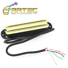 Artec HOT RAIL Single Coil Humbucker Pickup 12k Ohms For Electric Guitar Cream