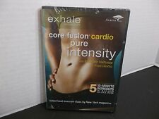 exhale core fusion cardio pure intensity  ELISABETH HALFPAPP + Fred DeVito NEW!