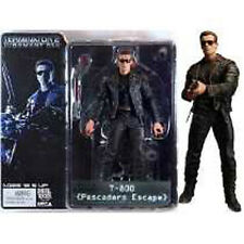 "TERMINATOR 2/ T-800 PESCADERO ESCAPE 18 CM- ACTION FIGURE 7"" IN  BOX NECA"