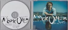 MARK OWEN FOUR MINUTE WARNING RARE 1 TRACK PROMO CD [TAKE THAT]