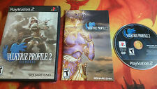 VALKYRIE PROFILE 2 SILMERIA USA PLAYSTATION 2 PS2 ENVÍO 24/48H