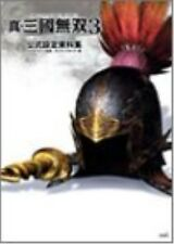 JAPAN Dynasty Warriors 4 / Shin Sangokumusou 3 Official Data Book