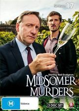 Midsomer Murders: The Complete Season 17 DVD NEW
