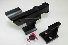 Optical Hardware red dot finderscope with fittings and battery. Boxed. Astronomy