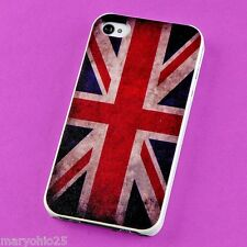 L3X Vintage Union Jack Back Skin Hard Cover Case for Apple i-phone 4 4S 4G G S