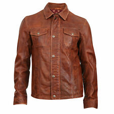 DURANGO LEATHER COMPANY COW PUNCHER JACKET DLC0048 * SIZES - M, L, XL, 2XL