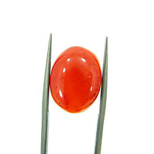 8.60 Ct Beautiful Natural Cabochon Orange Carnelian Gemstone Stone - 8603