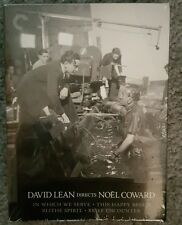 David Lean Directs Noel Coward (DVD, 2012, 4-Disc Set, Criterion Collection)