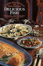 Baroness Claire Macdonald Delicious Fish Very Good Book
