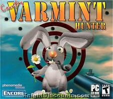 COUNTRY VARMINT HUNTER Arcade Style Hunt Hunting PC Game NEW in BOX