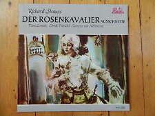 Strauss Der Rosenkavalier Ferdinand Leitner Lemnitz Trötschel Milinkovi LP