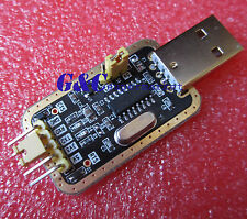 CH340G RS232 Upgrade to USB TTL Auto Converter Adapter STC Brush Module
