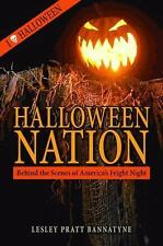 Halloween Nation: Behind the Scenes of America's Fright Night-ExLibrary