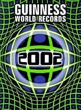 Guiness World Records 2002 Hardcover Book