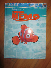 childs hardback story book finding nemo disney pixar