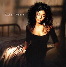 """KARYN WHITE - KARYN WHITE 2016 REMASTERED 2CD 1988 ALBUM + BONUS 12"""" MIXES!"""