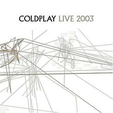COLDPLAY - Live 2003 -  DVD + CD !! - NEUWARE