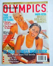 Ladies Home Journal Women of Olymics + 33 page  Fitness workout NO LABEL