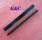 10Pcs 2.54mm 40 Pin Female Single Row Pin Header Strip New GOOD QUALITY