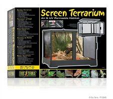 """Exo Terra Screen Terrarium - 60 x 45 x 45cm 24"""" x 18"""" x 18"""" PT2645"""