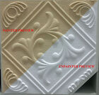 "Polystyrene Ceiling Panels Tiles (pack of 8) 50x50cm ""ANET"""