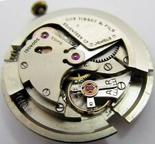 used Tissot 31 -1 17 jewels automatic watch movement for part