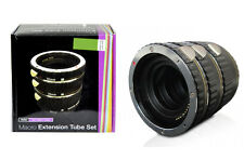 Vivitar Macro Extension Tube Set for Nikon D3200 D5100 D5200 D7100 D800 D600