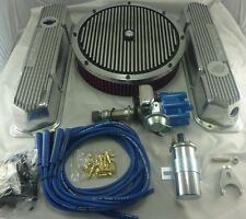 Holden 253 308 Red Blue Black Engine Dress Kit / Distributor # DRESS-253/308-POL