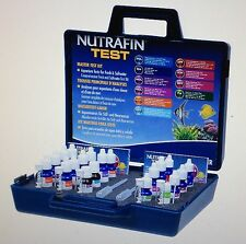 Nutrafin Master Water Test Kit , Freshwater and Saltwater Aquarium and Pond