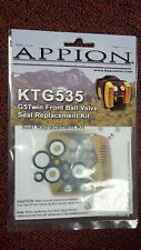 Appion, RECOVERY UNIT, Front Ball Valve Seal Kit, PART# KTG535