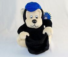 Pouch Pet Monkey Beanbag Plush ~ Cute, Soft & Cuddly Stuffed Animal NEW
