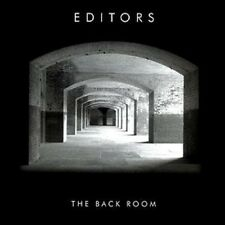 EDITORS The Back Room - CD