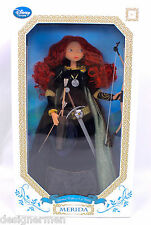 "New Disney Limited Edition 18"" Merida Doll 1 of 7000"