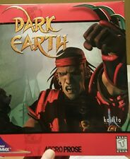 Dark Earth - PC Computer CD Video Game 2-Disc Set by Kalisto.. new opened item!