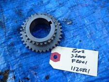 00-08 Honda S2000 timing chain gear fluctuation pulley F20C1 OEM 2