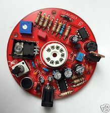 EM84  No Hassle Magic Eye Tube Audio Visualizer (VU Meter) PCB -  No Tube