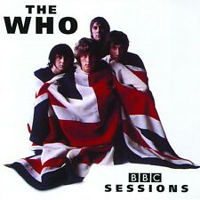 "THE WHO ""BBC SESSIONS"" CD NEUWARE!"