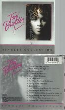 CD--TONI BRAXTON--SINGLES COLLECTION