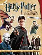 Harry Potter: A Sticker Collection Book, Children's Activities, Crafts & Games