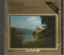Worldfamous Masterpieces Strauss Classical CD Golden Master Series Peter Falkat
