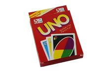 Standard Uno Card Game Family Children Friends 108 Playing Fun Cards