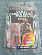 Star Wars Boba Fett Rocket Fire Mail Away Vintage Collection VCP03 ANH Unpunched