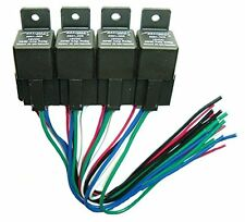 Fastronix 40/60A Waterproof Relay Panel with Sockets